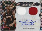Dwyane Wade Autographs Coming from Panini 12