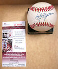 EARLY WYNN CHICAGO WHITE SOX SIGNED AUTOGRAPHED O.A.L.BASEBALL W JSA
