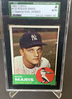 Roger Maris Cards and Autographed Memorabilia Guide 46