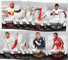 15 Different 2011 UD Upper Deck SP Game Used Soccer Rookie Cards 499