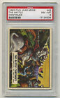 Civil War News #42 Trading Card PSA 8 The Battle Continues Topps 1962