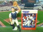 1988  MATT NOKES - Starting Lineup Baseball Figure & Card - DETROIT TIGERS
