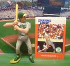 1988  MARK McGWIRE - Starting Lineup - SLU - Loose With Card - OAKLAND ATHLETICS