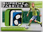 Osvaldo Alonso 2011 UD SP Game Used Soccer Supreme Fabrics Logo Patch Card 05 15
