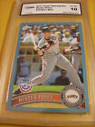 BUSTER POSEY SF GIANTS 2011 TOPPS OPENING DAY AS-ROOKIE BLUE 616 2011 GRADED 10