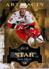 11-12 Artifacts STAAL Spectrum 25 #149 Star SP Carolina Hurricanes UD ERIC