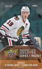 2012-13 Upper Deck Series 1 UD1 Hockey Hobby Box