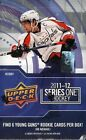 2011 12 UPPER DECK SERIES 1 HOCKEY BOX HOBBY