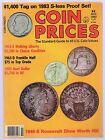 COIN PRICES MAGAZINE - NOVEMBER, 1983 / + TERRITORIAL GOLD