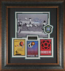 PELE Signed Photo 11x14 Framed Autographed Bicycle Kick - World Cup Brazil