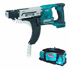 MAKITA 18V LXT BFR550 BFR550Z BFR550RFE SCREW GUN AND DK18027 TOWABLE BAG