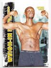 Antonio Tarver 2011 Ringside Boxing Round 2 Weigh In Gold Base Card 9 #142