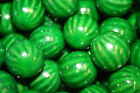 GUMBALLS WICKED WATERMELON BUBBLE GUM 25mm or 1 inch 285 count 5LBS