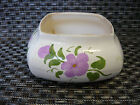 Cash Family Pottery Hand Painted Dish 2 3/4
