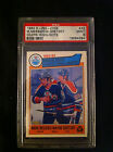 1983-84 O-Pee-Chee Wayne Gretzky Mark Messier Highlights PSA 9 MINT!!! 83-84 OPC