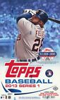2x 2013 TOPPS BASEBALL SERIES HOBBY BOXES MLB 36ct SEALED BOX IN HAND!!