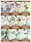 65 Different 2010 Topps Triple Threads Baseball Gold Parallel Base Card Lot 99