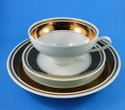 Gold Border CP Weisswasser Germany Tea Cup, Saucer and 7 1/2