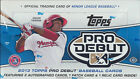 2013 Topps PRO DEBUT Baseball Cards Hobby Box BRAND NEW SEALED IN HAND!!