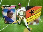 1992  ALBERT BELLE -Starting Lineup-SLU -Loose With Card & Poster- Cleveland In.