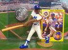 1991  DARRYL STRAWBERRY - Starting Lineup- SLU - Loose /Card & Coin - N.Y. METS