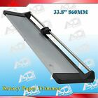 Brand New 33.8In 860mm Rotary Photo Vinyl Paper Cutter Portable Trimmer +1 Blade