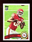 (25) 2011 Topps #242 Jon Baldwin RC Rookie Kansas City Chiefs Football Cards Lot