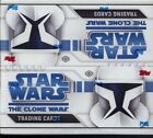 Stars Wars The Clone Wars Animated Movie Trading Card Hobby Box MINT Topps