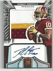 Robert Griffin III Autograph Chase Added to 2012 Panini Prominence Football  5