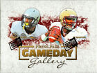 2013 PRESS PASS GAMEDAY GALLERY FOOTBALL HOBBY BOX [4 AUTOS BOX]