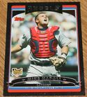 2006 TOPPS BLACK 55 YEARS COLLECTING UH153 MIKE NAPOLI RC ANGELS RED SOX #d 55