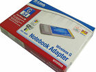 40 D Link DWL G630 24GHz 80211g Notebook PCMCIA Wireless Cards Master Box