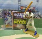 1999 SAMMY SOSA Record Breaker Starting Lineup SLU Loose with Card CHICAGO CUBS
