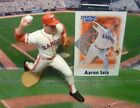 2000  AARON SELE - Starting Lineup - SLU - Loose With Card - Texas Rangers