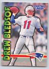 1999  DREW BLEDSOE - Kenner Starting Lineup Card - NEW ENGLAND PATRIOTS