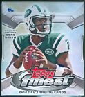 2013 Topps Finest Hobby Factory Sealed Box Geno Smith Rookie Card