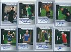 2012 SP Authentic Golf Lot BV $600 (includes 12 Authentic Rookies)