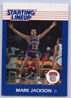 1988  MARK JACKSON - Kenner Starting Lineup Card - NEW YORK KNICKS