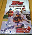 Topps Traded and Rookies, 2003 Major League Baseball Cards, Hobby Box, Sealed
