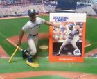 1988  ALVIN DAVIS - Starting Lineup - SLU - Loose with Card - SEATTLE MARINERS
