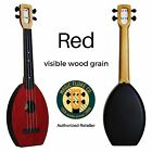 FLEA Ukulele RED concert size  Brand New Made in USA by Magic Fluke Co