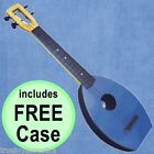 FLEA Ukulele BLUE concert size  Brand New Made in USA by Magic Fluke Co