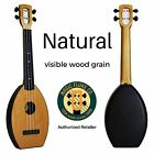 FLEA Ukulele NATURAL concert size  Brand New Made in USA by Magic Fluke Co