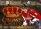 2011 12 PANINI CROWN ROYALE HOCKEY HOBBY [12 BOX CASE]