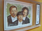THREE STOOGES 1992 VICTORIA GALLERY PARTNERS # 11 GRADED 9