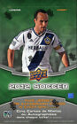 2012 UPPER DECK MLS SOCCER HOBBY BOX (FACTORY SEALED) 4 MEMO + 1 AUTO PER BOX