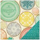 Crate Paper 12x12 Scrapbooking Paper Family