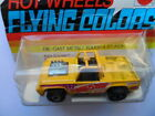 Mattel Hot Wheels Red Line redliner 1973 8258 Baja Bruiser yellow carded crumble