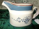 Noritake Pleasure Made in Japan Primastone vintage Gravy Boat