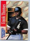 1997  FRANK THOMAS - Starting Lineup Card - Chicago White Sox